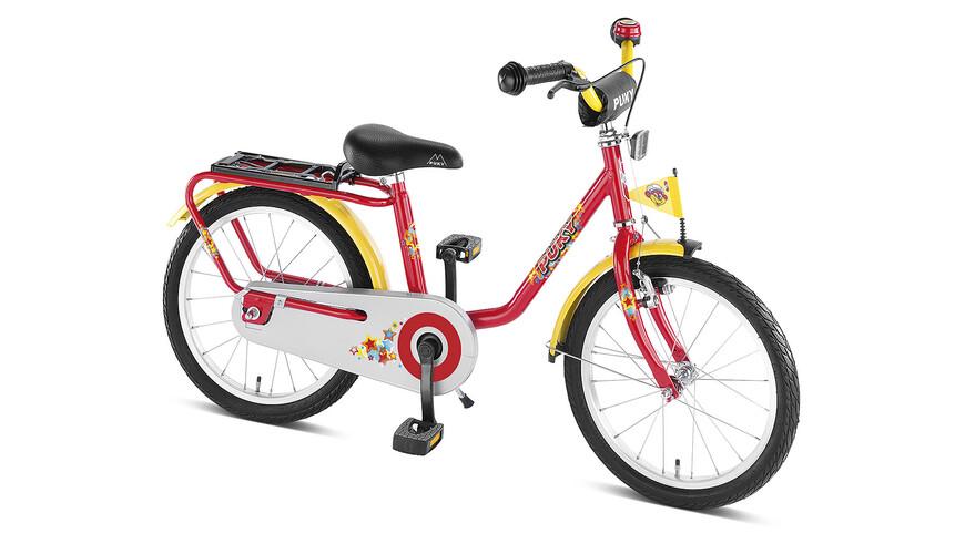 Puky Z8 Lasten polkupyörä 18 tuumaa punainen